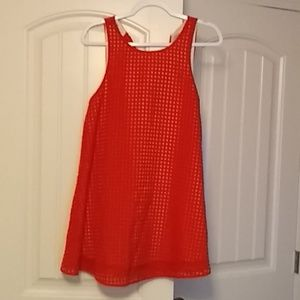 Summer Red Sundress